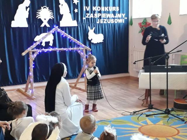 Zaśpiewali Jezuskowi! - IV Konkurs kolęd i pastorałek