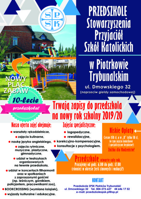 Dlaczego Przedszkole Spsk Przedszkole Spsk W Piotrkowie